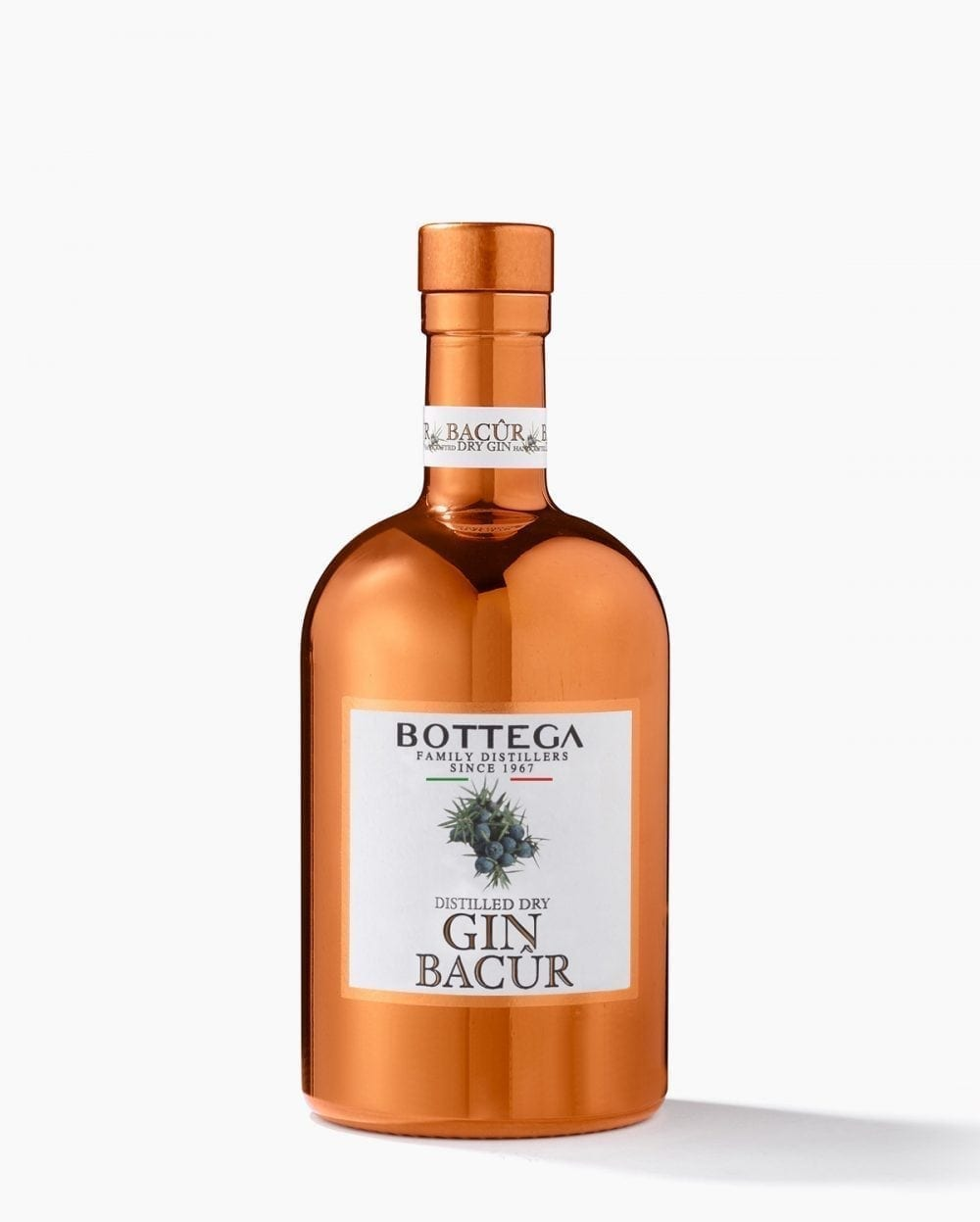 BOTTEGA BACUR GIN_50CL