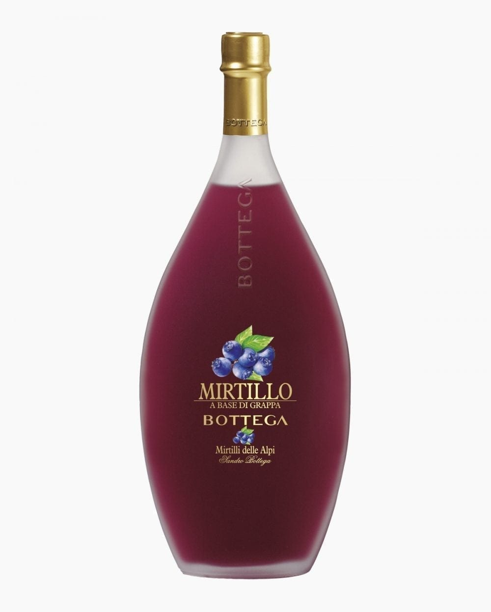 Liquore al mirtillo